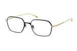 #39 Black/Gold Deskey Masunaga Eyewear