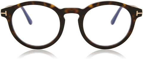 Tom Ford TF5529 B Havana Eyeglasses ABC Glasses