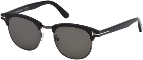 Tom Ford Sunglasses -  FT0623 Laurent col. 02D Matte Black
