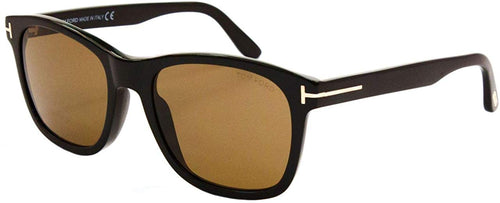 Tom Ford Sunglasses - Eric  FT0595 01J Shiny Black