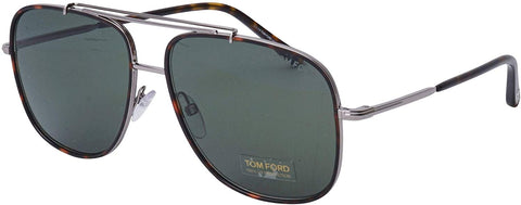 Tom Ford Sunglasses -  Benton TF0693 Tortoise 14N