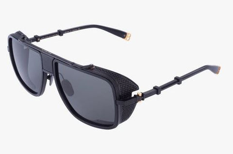 Balmain Sunglasses - O.R Black on Black