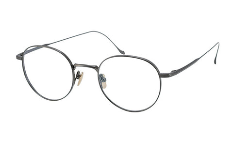 #39 Black Chord C Masunaga Eyewear ABC Glasses