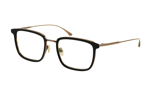 #19 BLACK Empire I Masunaga Eyewear ABC Glasses