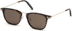 Tom Ford FT0672 Beau Dark Havana Sunglasses ABCGlasses.com