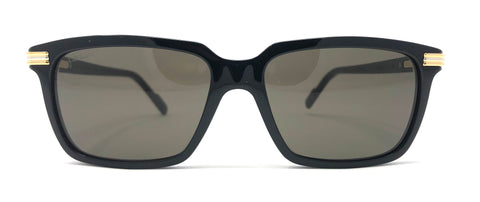 Cartier C Décor CT0220S Sunglasses - Black