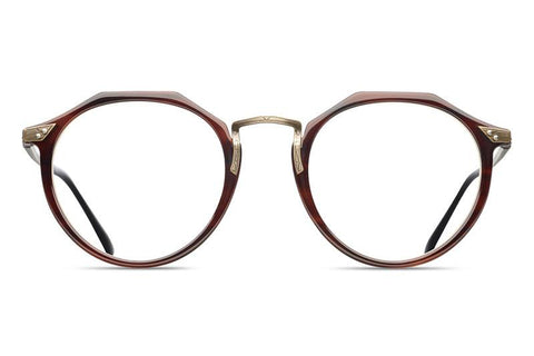 Almond Brown M2028 Matsuda Eyewear ABC Glasses