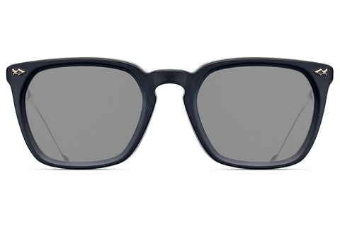 Matte Black M2043 Matsuda Sunglasses ABC Glasses