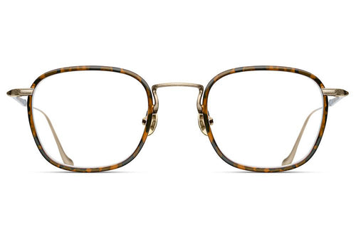 Antique Gold M3082 Matsuda Eyewear ABC Glasses