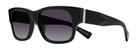 Paradis Collection - Chieftain Sunglasses in Black | Abcglasses.com Free Shipping