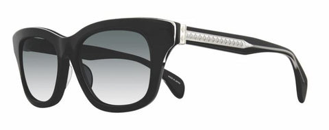 Paradis Collection - Devoted Sunglasses Polished Black