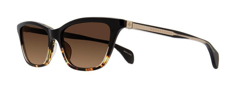 Paradis Collection - Forever Young Sunglasses in Black and Tortoise | ABCGlasses.com