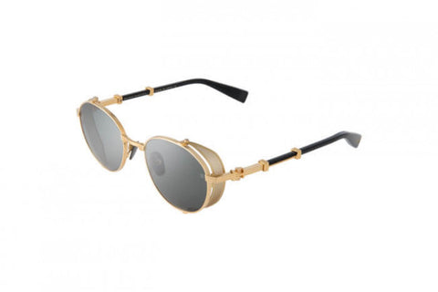 Balmain Sunglasses - Brigade I Gold and Black