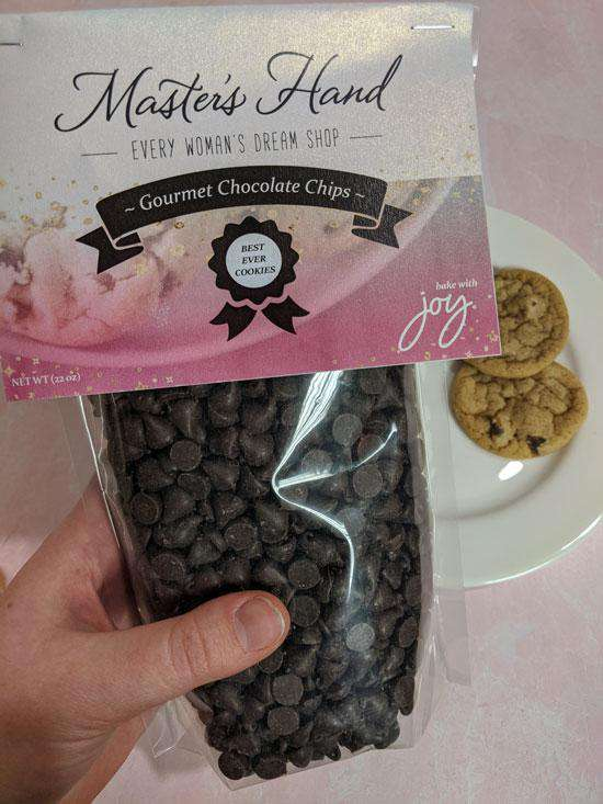 Chocolate - Gourmet Chocolate Chips