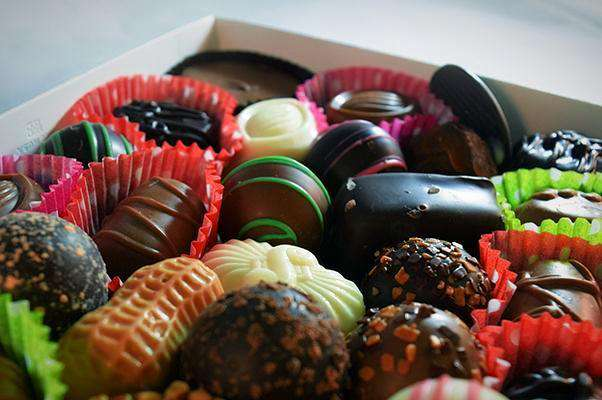 Chocolate - I LOVE All Chocolates Box