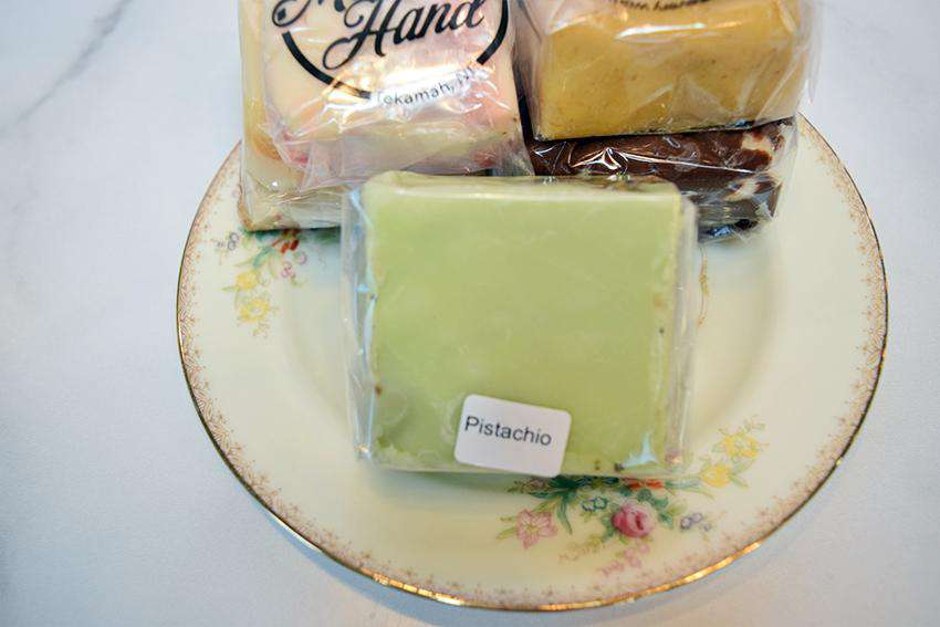 Fudge - Pistachio Fudge