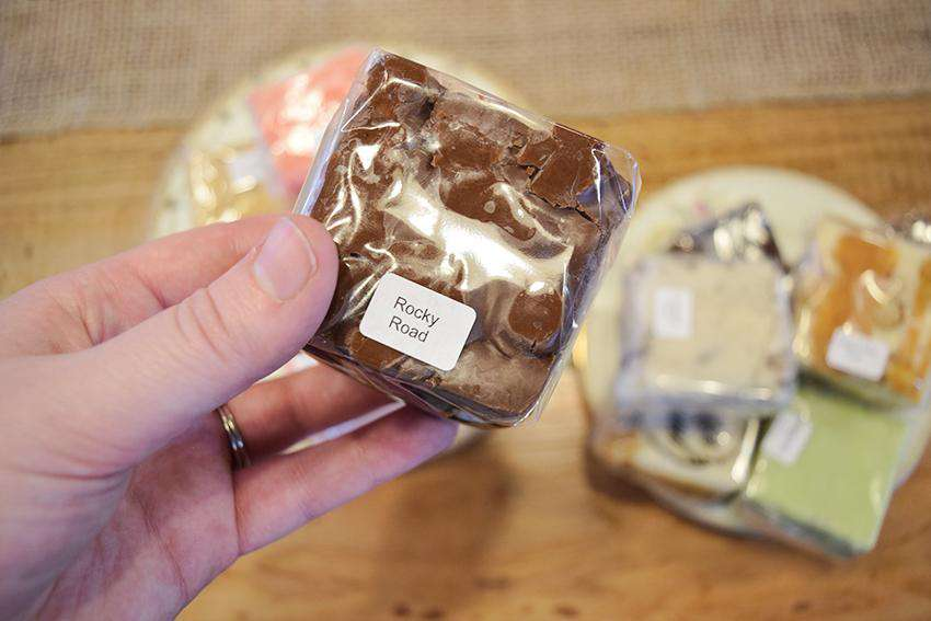 Fudge - Rocky Road Fudge