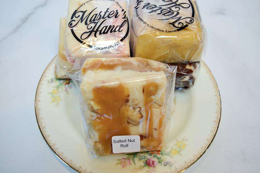 Fudge - Salted Nut Fudge