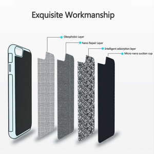 Samsung Stick Anywhere Phone Cases - Nano Suction Technology