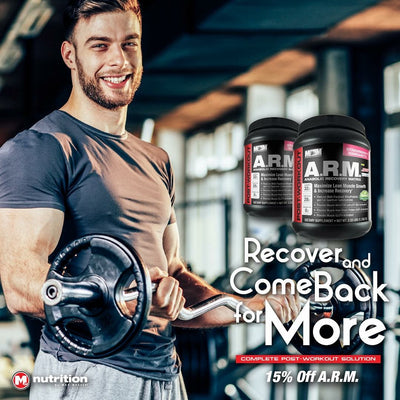 Max Muscle Anabolic Recovery Matrix (ARM)