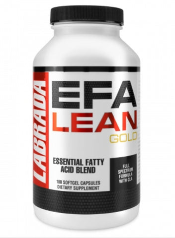 Labrada EFA Lean Gold 180 Softgel Capsules