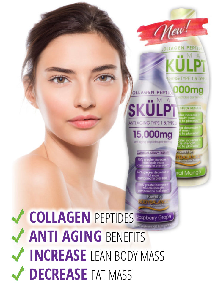 Max Muscle Skulpt Collegen Peptides