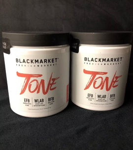 BlackMarket Labs Tone 2-in-1 PreWorkout and Fat Burner for Women