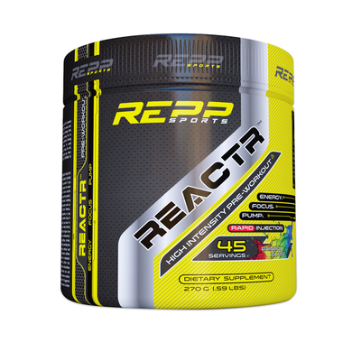 Repp Sports ReactR High-Intensity Pre-Workout (0.59 lbs)
