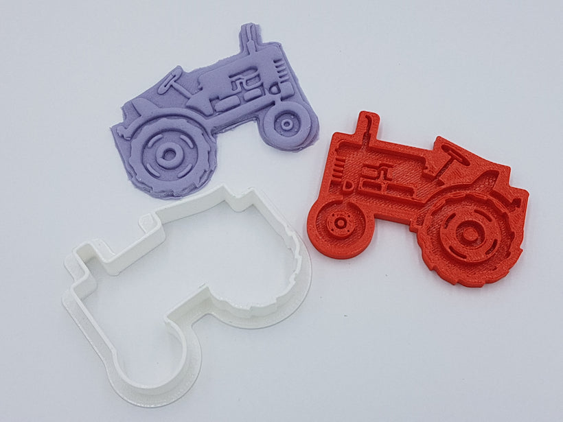 Cookie cutters and Fondant Stamps