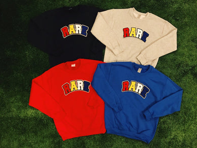 Very Rare Primary Crewneck