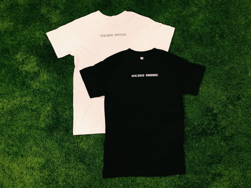 Very Rare Text Tee (reflective)