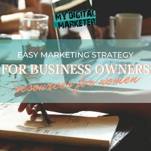 Easy Marketing Strategy for Business Owners