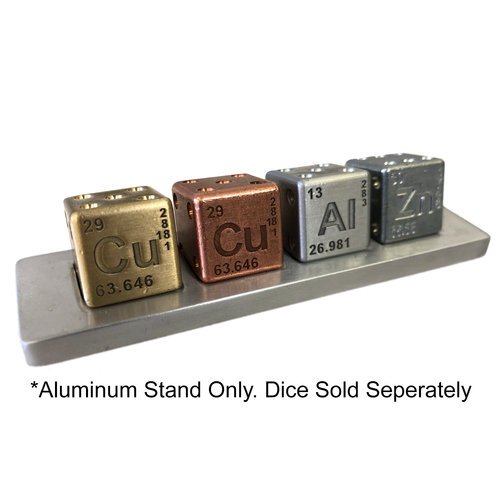 4 Dice Display Stand