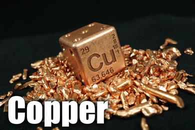Copper Dice
