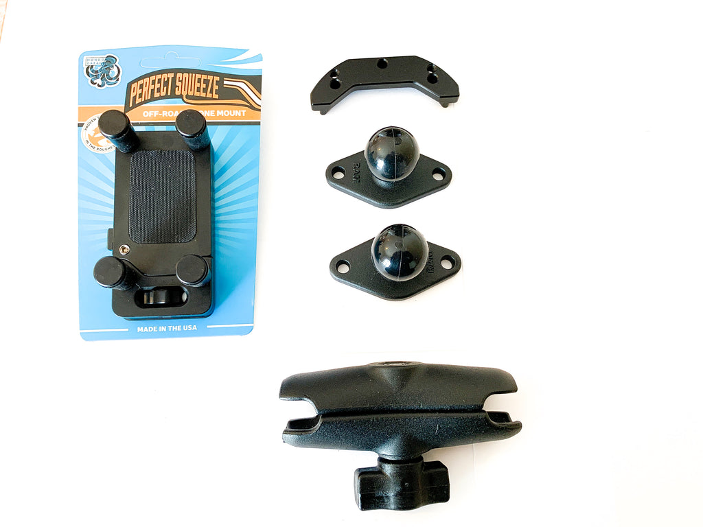 Toyota Tacoma Phone Mounting Bundle