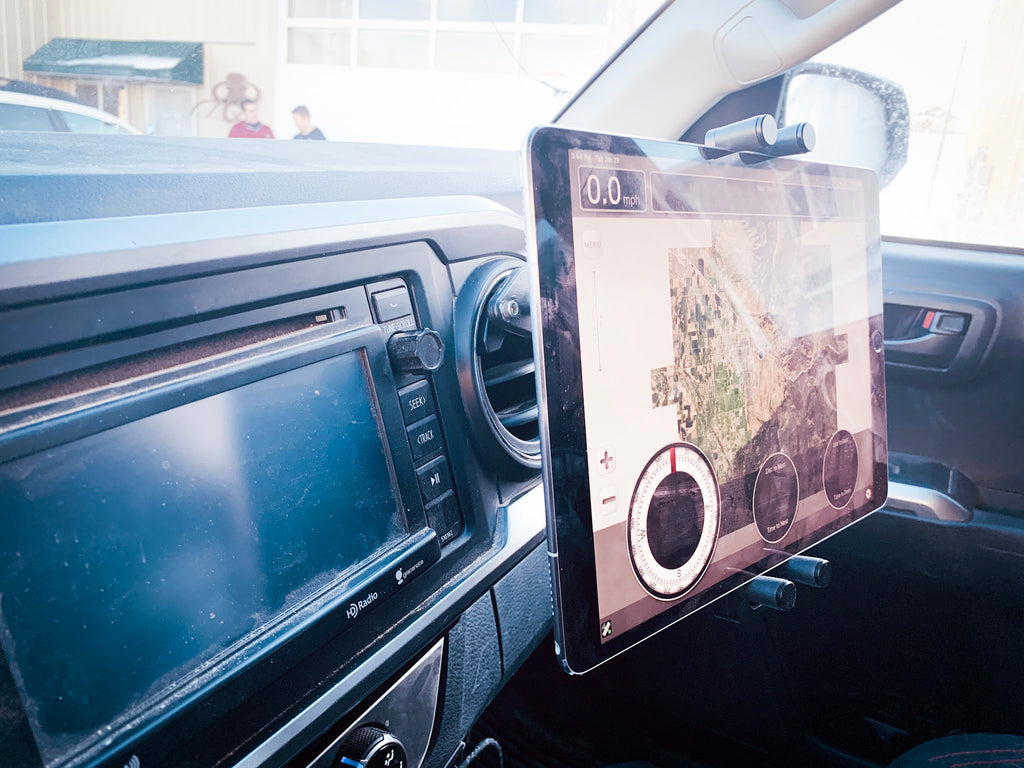 Toyota Tacoma Tablet Mounting Bundle
