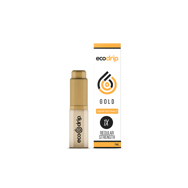 Eco Drip Vape Additive - Gold