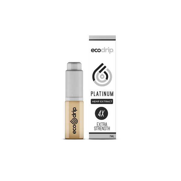 Eco Drip Vape Additive - Platinum