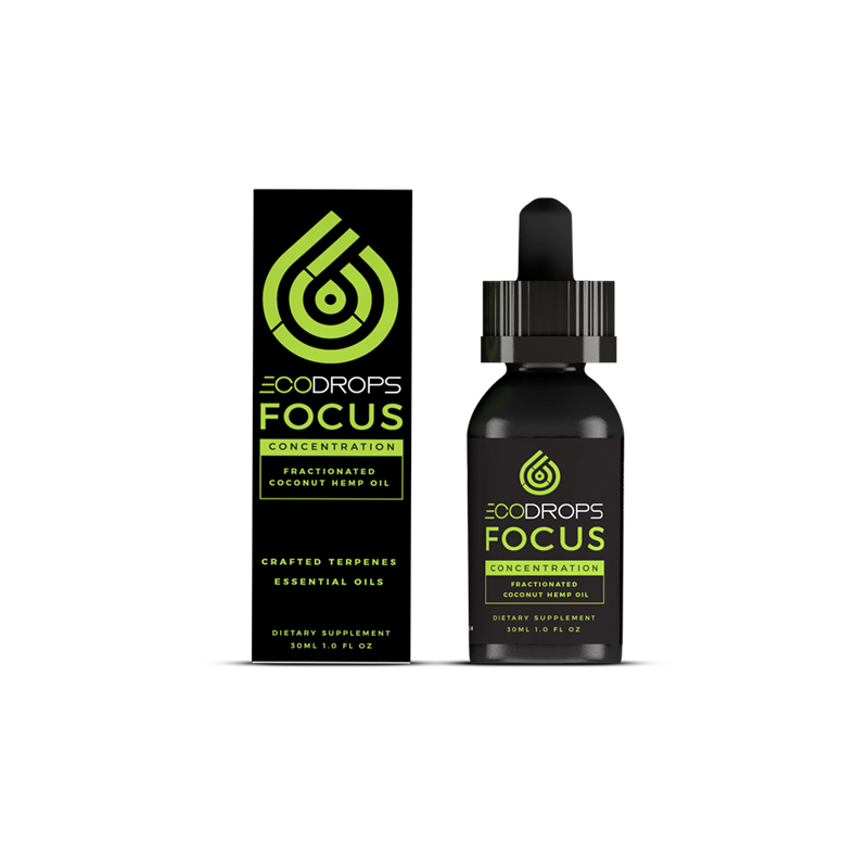 Focus Concentration Enhancer - 30ml