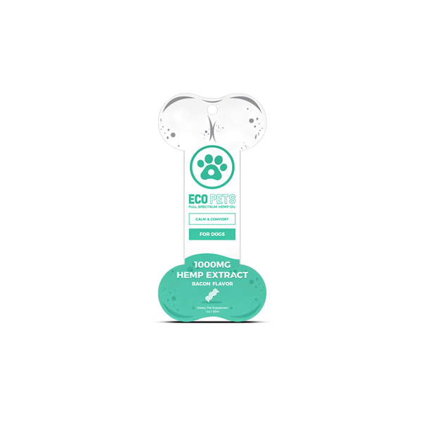 ECO Pets - Calm & Comfort - 1000mg