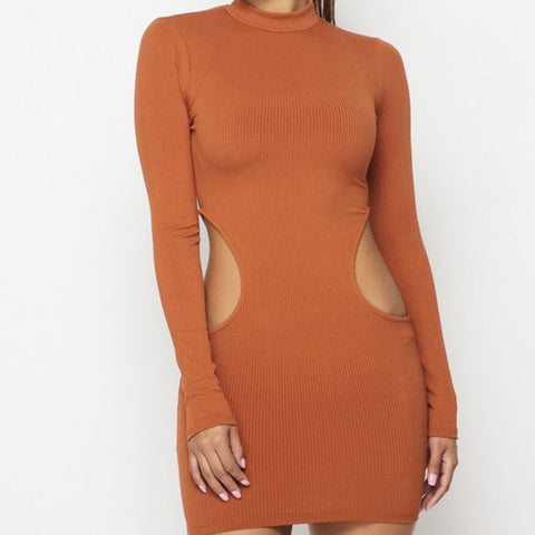 TAKE CONTROL BODYCON DRESS