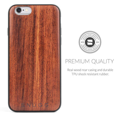 iPhone 6 / 6s Genuine Wood