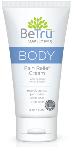 Body - Pain Relief Cream - Green Door CBD