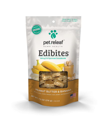 Best CBD Dog Edibites - Green Door CBD