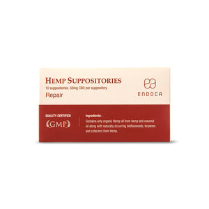 Best CBD Suppositories - Green Door CBD