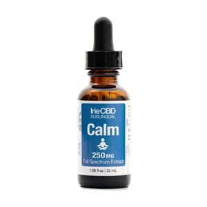 Best Calm CBD Oil Tincture - Green Door CBD