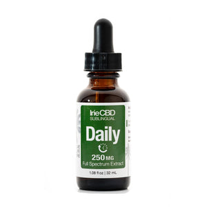 Best Daily CBD Oil Tincture - Green Door CBD