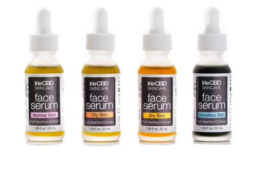 CBD Face Serum - Green Door CBD