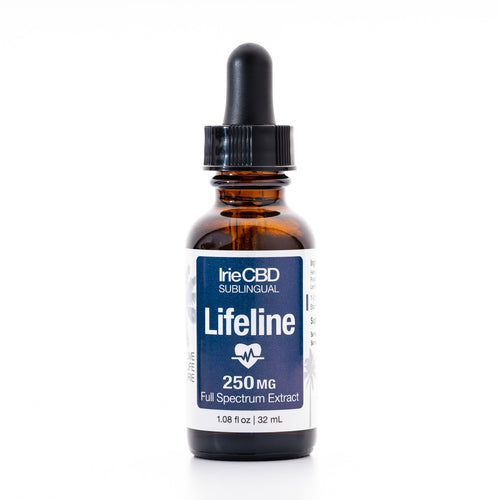 Lifeline CBD Oil Tincture - Green Door CBD