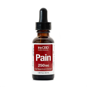Best Pain CBD Oil Tincture - Green Door CBD